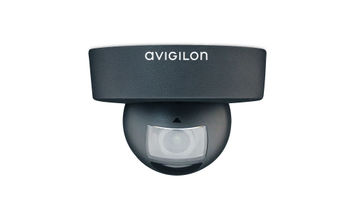 Avigilon H4 mini dome (montaje en superficie, negro)