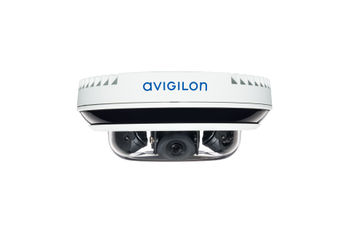 Avigilon H4 Multisensor surface mount (3-sensor, side view)