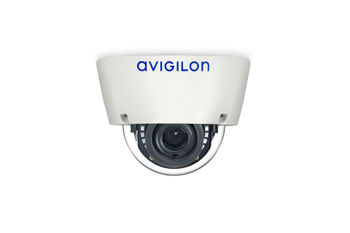 Avigilon H4A indoor IR dome camera (side view)