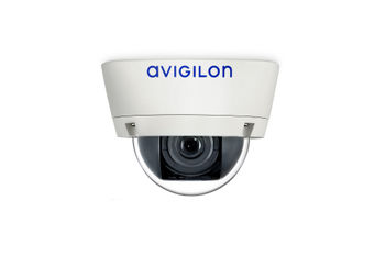 Avigilon H4A outdoor surface dome camera (side view)