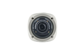 Avigilon H4A outdoor surface IR dome camera (front view)