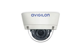 Avigilon H4A outdoor surface IR dome camera (side view)