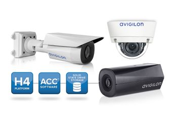 Avigilon H4ES camera family