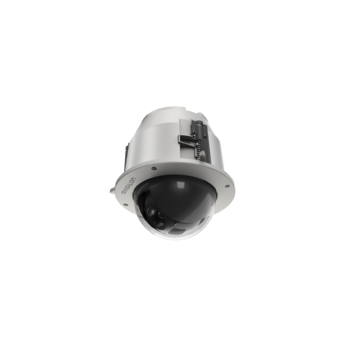 H5A-PTZ In-Ceiling Camera (left ¾ view)