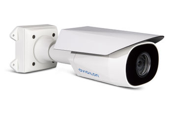 Avigilon H5A bullet camera (right ¾ view)