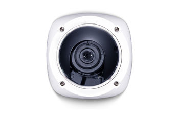 Avigilon H5A dome camera (front view)