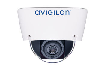 Avigilon H5A dome camera (side view)