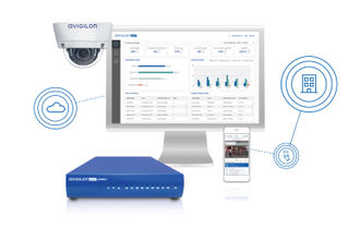 The Avigilon Blue™ platform will provide Canadian security integrators and customers a new level of managed services for video security.
