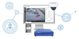 The Avigilon Blue solution enables flexible site monitoring and utilizes analytics that provide important information about your site