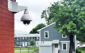 AI-powered security solution helps public housing development reduce crime