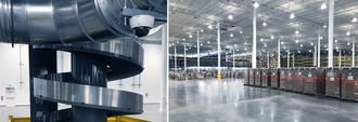 State-of-the-art facility realizes significant operational efficiencies with full Avigilon security solution